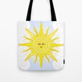 Sun in Splendour Tote Bag
