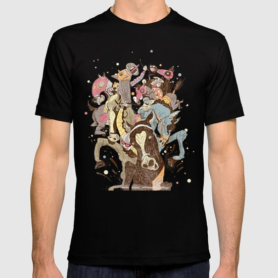 The Great Horse Race! T-shirt