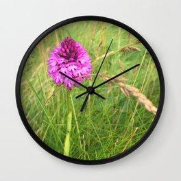 petite fleur Wall Clock