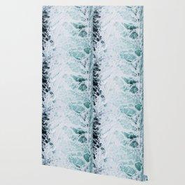 Aerial Ocean View Wallpaper