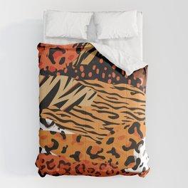 Animal Kingdom African Hide pattern Comforters