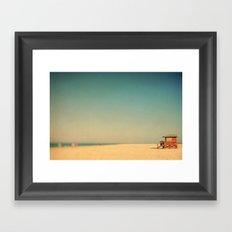 Lido Revisted Framed Art Print
