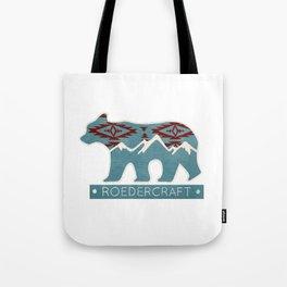 ROEDERcraft Bear Tote Bag