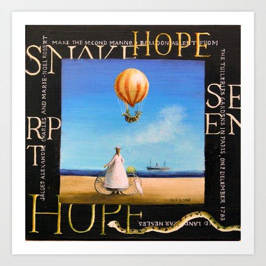 Hope 2 Art Print