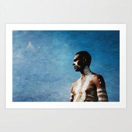 Guragalung Art Print