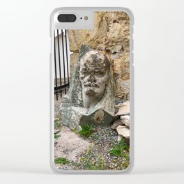 Everything passes Clear iPhone Case