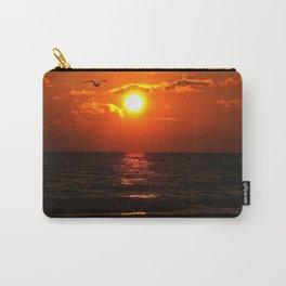 Madeira Beach Sunset 1 Carry-All Pouch