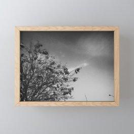 La Muerte. Framed Mini Art Print