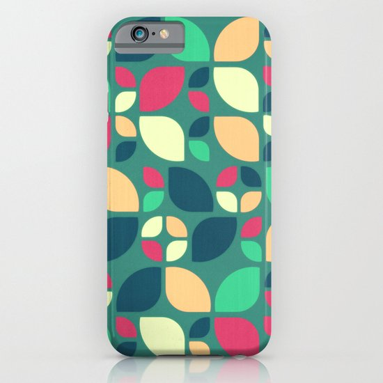 Vintage Spring Pattern II iPhone & iPod Case
