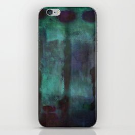 Abstract - Silhouette iPhone Skin