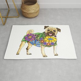 The Pugster Rug