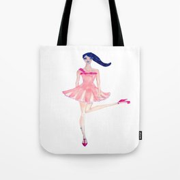 soft blush Tote Bag