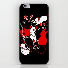 Oh Rats! iPhone & iPod Skin