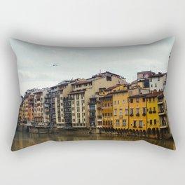 Italian Architecture Rectangular Pillow