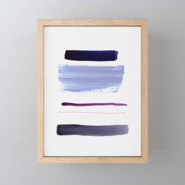 minimalism 9 Framed Mini Art Print