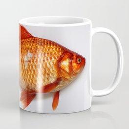 Red Gold Fish Coffee Mug