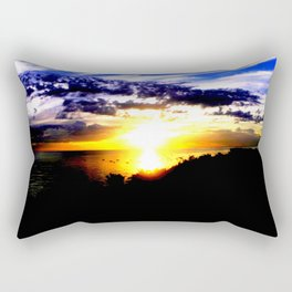 Port Phillip Bay - Melbourne Rectangular Pillow