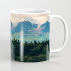 Escaping from woodland heights Mug
