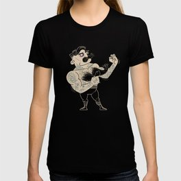Overly manly man T-shirt