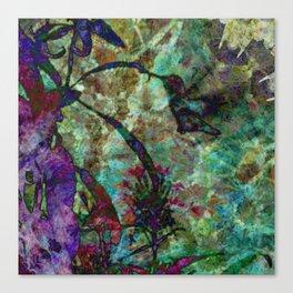 Ballet of the Hummingbird  Canvas Print