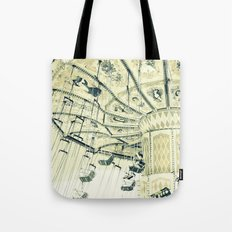 I can touch the sky Tote Bag