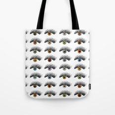 Hypnotic Eyes Tote Bag