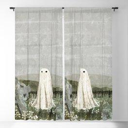Snowdrops Blackout Curtain