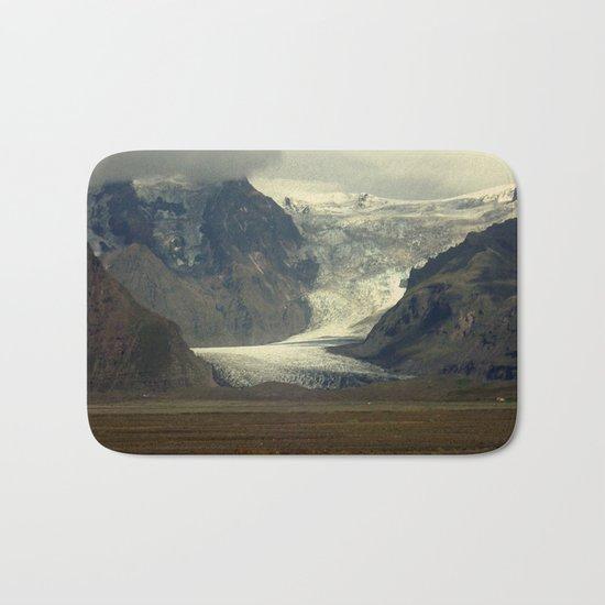 Iceland Glacier Bath Mat