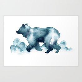 Arctic Spirit Art Print