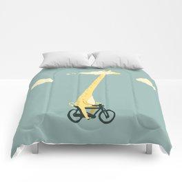 Head in the cloud Comforters