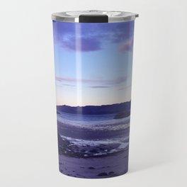 Sunset at  Loch Eil Travel Mug
