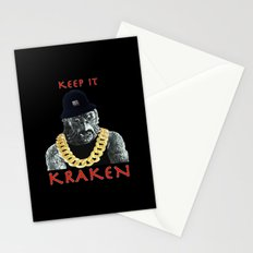 KEEP IT KRAKEN Stationery Cards