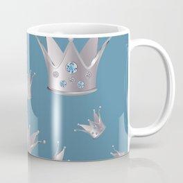 Silver crown Coffee Mug