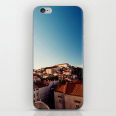 Sunrise in Dubrovnik iPhone & iPod Skin