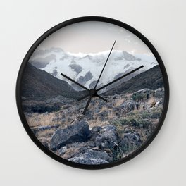 Sierra II Wall Clock
