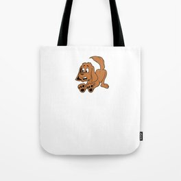 Best Dog Dad Father's Day Tote Bag