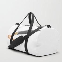 inked glance Duffle Bag