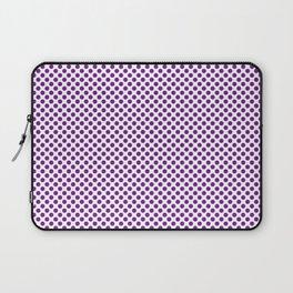 Winterberry Polka Dots Laptop Sleeve