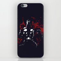 spawn iPhone & iPod Skins featuring Spawn by Timothy Wood