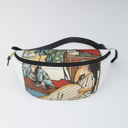 "Wee Sma' Hours (""Girls Will Be Girls"") Fanny Pack"