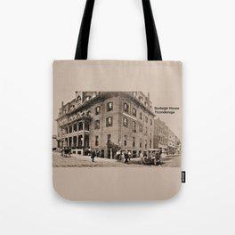Burleigh House 1913 (sepia) Tote Bag