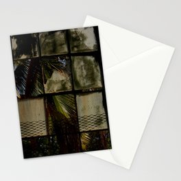 Opening windows Stationery Cards