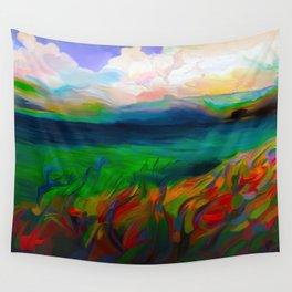 Holmes Lake Wall Tapestry