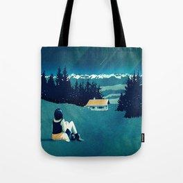 Magical Solitude Tote Bag
