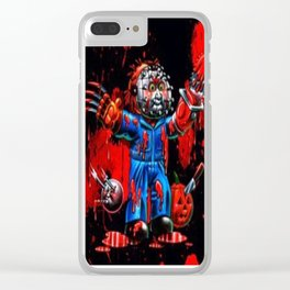 Freddy Of All Faces Clear iPhone Case