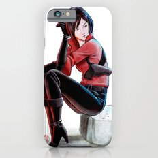 Resident Evil - Ada Wong Tribute Slim Case iPhone 6s
