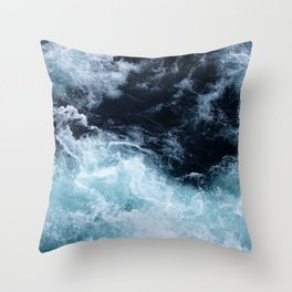 Lake Superior #4 Throw Pillow