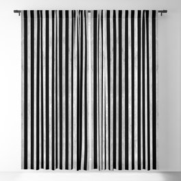 Stripes Collection: Beetlejuise Blackout Curtain