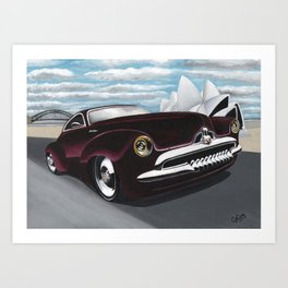 Immaculate Concepts Art Print