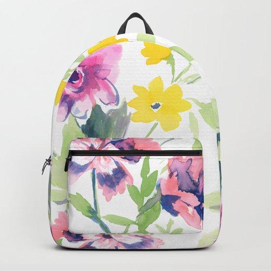 Garden Journal Backpack